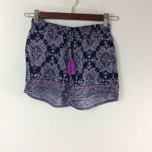 Y3 Justice Girls Size 10 shorts